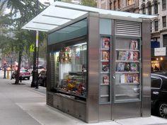 Modern Kiosk by M.V. Jantzen, via Flickr