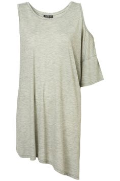 more asymmetric and in tunic length!