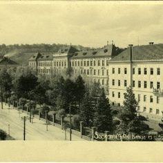 Sopron, M. Kir. Bánya- és Erdőmérnöki Főiskola