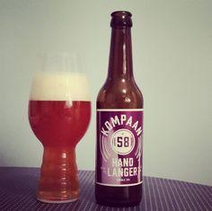 Handlanger 58 von @kompaan_craft_beer_the_hague #craftbeer #indiapaleale #ipa #beerporn #kiel #instabeer #ilovebeer #kompaan #cheers #prost