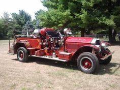 1925 American LaFrance fire truck