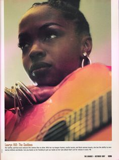 An Indiscriminate Collection  Lauryn Hill: The Goddess