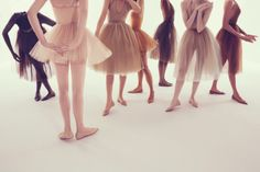 "Louboutin's new Solasofia Flats in the ""Nudes for all"" campaign."