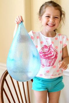 Play Recipe: Giant Reusable Bubbles - fun for all ages!