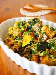 デリ風かぼちゃのチーズサラダ♪簡単おいしい秋の味覚レシピ&デパ地下グルメ