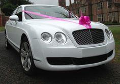 Bentley Wedding Car Hire