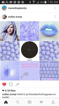 Purple is everywhere