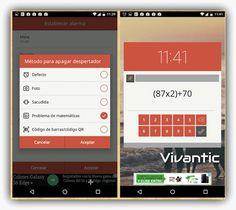 Top3 Mejores Alarmas Android que te obligan a despertarte