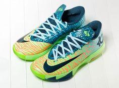 NIKE KD 6 LIGER #sneaker Oh pretty pretty please! I want!!!!