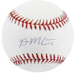 ed6e6562529 Brian McCann Autographed Baseball PSA DNA Certified