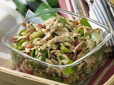 Ricette light: insalata di pollo