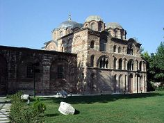 Iglesia de Pammakaristos S. XIV d.C. - Constantinopla