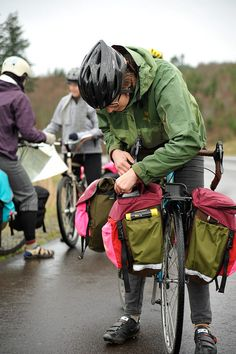 On the Road: Mini Short Stack Panniers | Flickr - Photo Sharing!