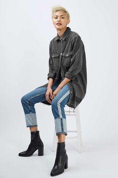 Потрясающие джинсы (подборка, трафик) / Переделка джинсов / ВТОРАЯ УЛИЦА