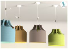Tie-Up-pendant-lamp