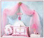 ballerina theme bedroom ideas - decorate with tulle bed canopy DIY - how to decorate with ballerina theme. Every little ballerina needs a place to inspire her dreams. Give her a beautiful ballerina themed room to make her dreams come true. She will be dancing with excitement when she sees all of our ballerina bedding, ballerina rugs, ballerina lamps, and many more ballerina room accessories. We have all the necessary items to turn her room into her own personal enchanted space. Ballerina…