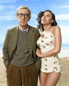 Scarlett Johansson x Woody Allen