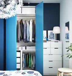 Combinações perfeitas. #decoração #roupeiros #IKEAPortugal