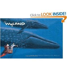 Robert WYLAND One Hundred Whaling Walls 2008 SIGNED - whales art mural painting