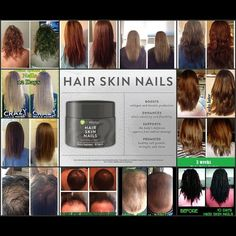 It Works - Hair Skin Nails Vitamins HSN If you are interested in more information please email me annalisashelling@gmail.com It works Other