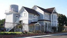 Hargitt House - Norwalk, California (Now)