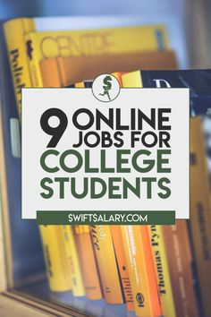 These jobs for college students online are perfect if you're looking to make money while keeping a flexible schedule. These college jobs will also help you build real-world skills so that you're more prepared after you graduate!