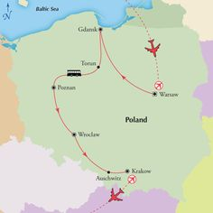 10 Day Tour of Poland Including Flights   Gate 1 Travel - More the World For…