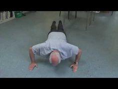 Sir Peter Wall 22PushUpChallenge