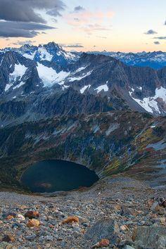 Northern Cascades . Washington