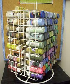 Essentials Craft Storage Spinner Arts Amp Crafts