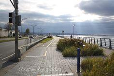 Promenade de la mer, Rimouski, Québec