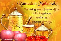 Happy iftar