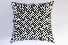 Cross Section Pillow Cover