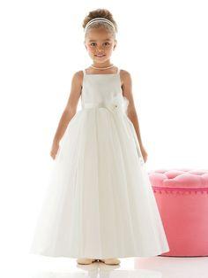 Dessy FL4020  Flower girl dress
