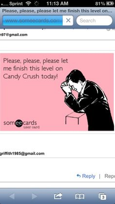 More Candy Crush