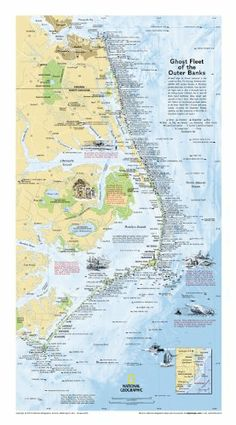 Ghost Fleets of the Outer Banks Wall Map (tubed) (Reference - History & Nature) by National Geographic Maps,http://www.amazon.com/dp/0792249976/ref=cm_sw_r_pi_dp_cAV1sb1E2BM5TBEK