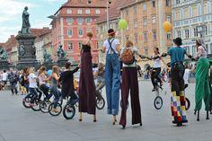 Have a Graz Day Cycling, Street View, Graz, Biking, Bicycling, Ride A Bike, Riding Bikes, Cycling Gear