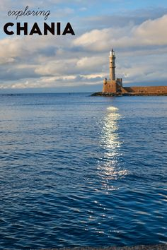A mini guide about the best sights of Chania, Crete, as well as places to dine and tips for further excursions!