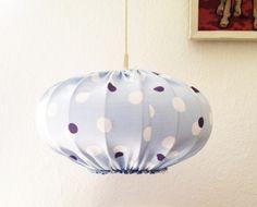 Vintage Deckenlampe // vintage lamp by stranded-gods via DaWanda.com