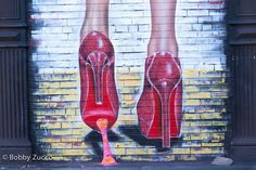 Gum street art NYC