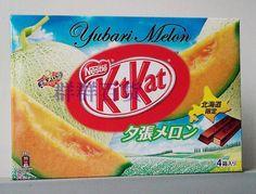 Melon Flavored KitKat