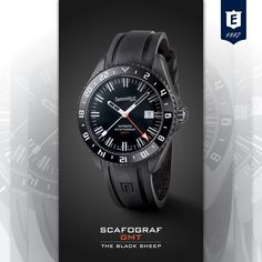 Eberhard & Co Watches - Swiss luxury watches since 1887 Swiss Luxury Watches, Black Sheep, Smart Watch, Smartwatch
