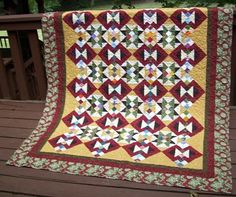 1000+ images about BONNIE K. HUNTER QUILTVILLE QUILTS on Pinterest Bonnie hunter, String ...