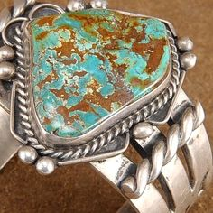 An amazing stone.. Ajax turquoise