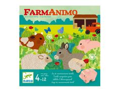 Kids Rugs, Djeco, Design, 3, Games, Cooperative Games, Kid, First Game, Tractor