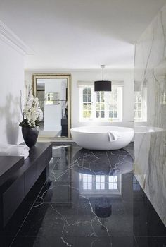 """Know more about """"Let's talk about some new Unique decor ideas."""" See more interior design inspirations at http://www.covethouse.eu/ #bestinteriordesign #bathroominspirations #blackandwhiteinspirations"""
