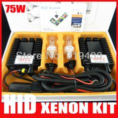 Aliexpress.com : Buy Super Bright 75W HID Xenon Conversion kit 70W H1 H3 H4 H7 H8 H9 H11 HB3 HB4 880 881 D2S D2C For Automotive Headlight from Reliable 75W HID Xenon kit suppliers on TDL Lighting  Electronics $55.99