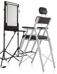 Makeup Station \u0026 Chair ...  sc 1 st  Pinterest : makeup chair and table - Cheerinfomania.Com