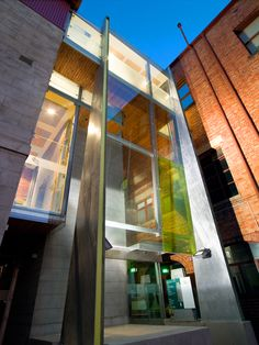 Colour & Light - Fitzroy Town Hall | Architecture Matters, Melbourne