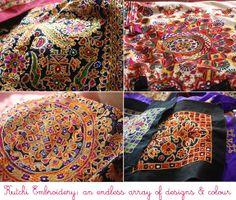 artnlight: Embroidery from Kutch.